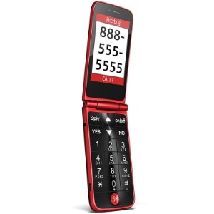 Jitterbug Flip Easy-to-Use Cell Phone-min