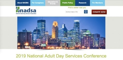2019 National Adult Day Services Conference