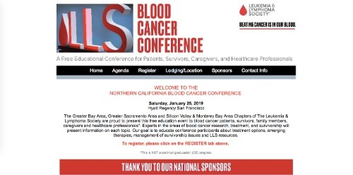 Blood Cancer Conference