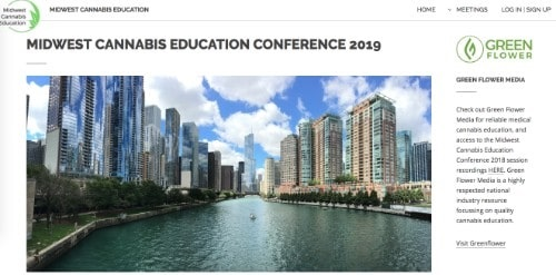 Midwest Cannabis Education Conference 2019