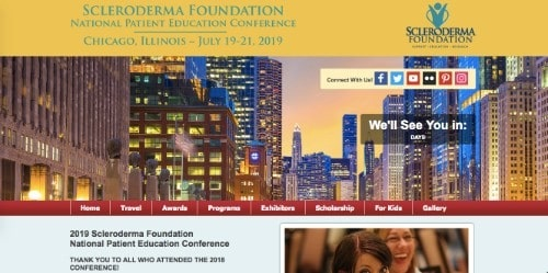 Scleroderma Foundation National Patient Education Conference