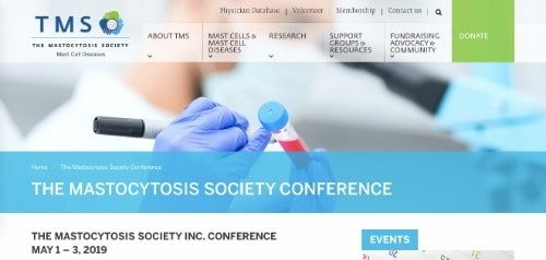 The Mastocytosis Society Inc. Conference