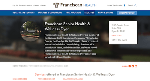 Franciscan Senior Health and Wellness Center Dyer Alzheimer's Caregiver Support Group-min.png
