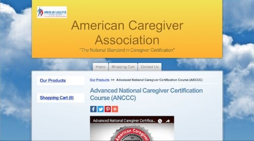 American Caregiver Association-Advanced National Caregiver Certification Course ANCCC-min