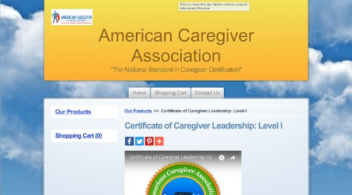 50 Best Courses Training For Caregivers