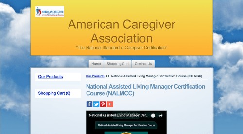 American Caregiver Association-National Assisted Living Manager Certification NALMCC-min