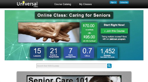 Universal Class-Caring for Seniors-min
