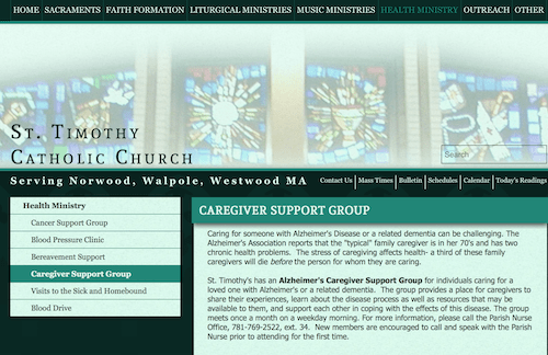 St Timothy Catholic Church Alzheimers Caregiver Support Group-min.png