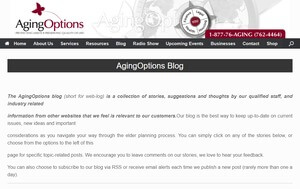 Aging Options