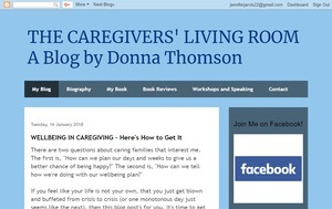 The Caregivers Living Room