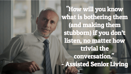 How will you know - Assisted Senior Living