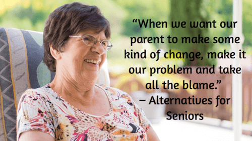 When we want our parent - Alternatives for Seniors