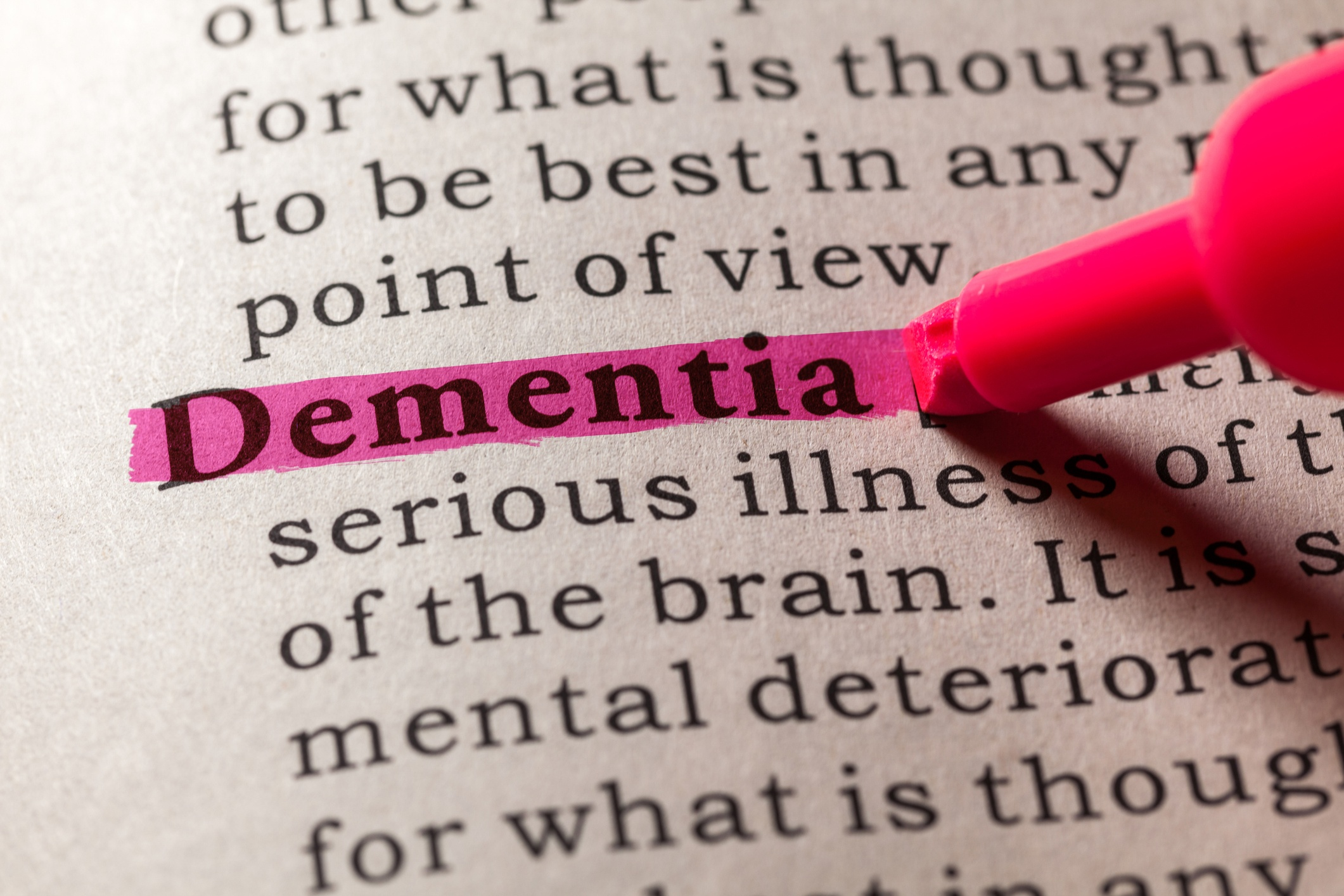 Dementia Symptoms: Memory Loss, Mood and Personality Changes, and Other Common Symptoms of Dementia