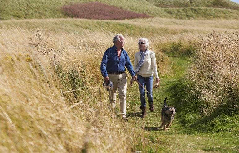 10 Ways Elders Can Get Active This Spring