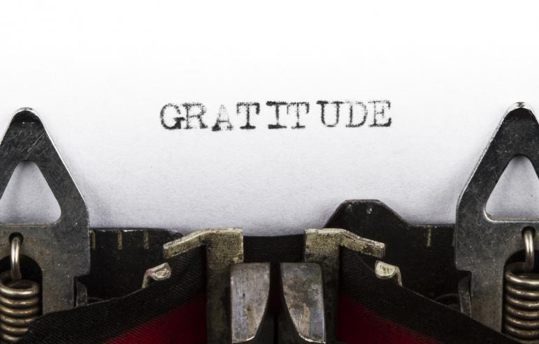 HEALTH BENEFITS OF BEING GRATEFUL