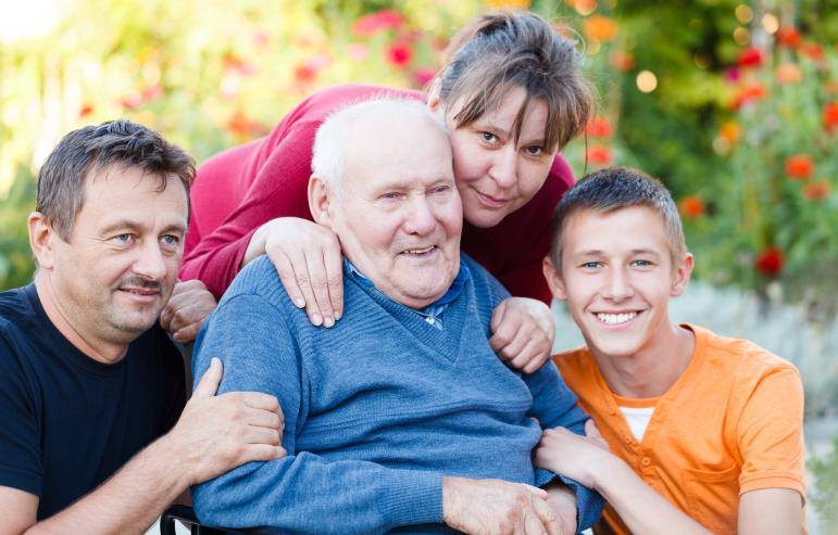 HOLIDAY CAREGIVING FOR LOVED ONES WITH ALZHEIMER'S AND DEMENTIA