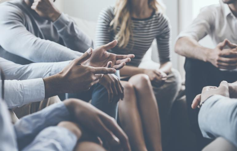 You've Got To Have Friends – A Support Group Unlocks the Secret to A Caregiver's Relief From Depression And Loneliness