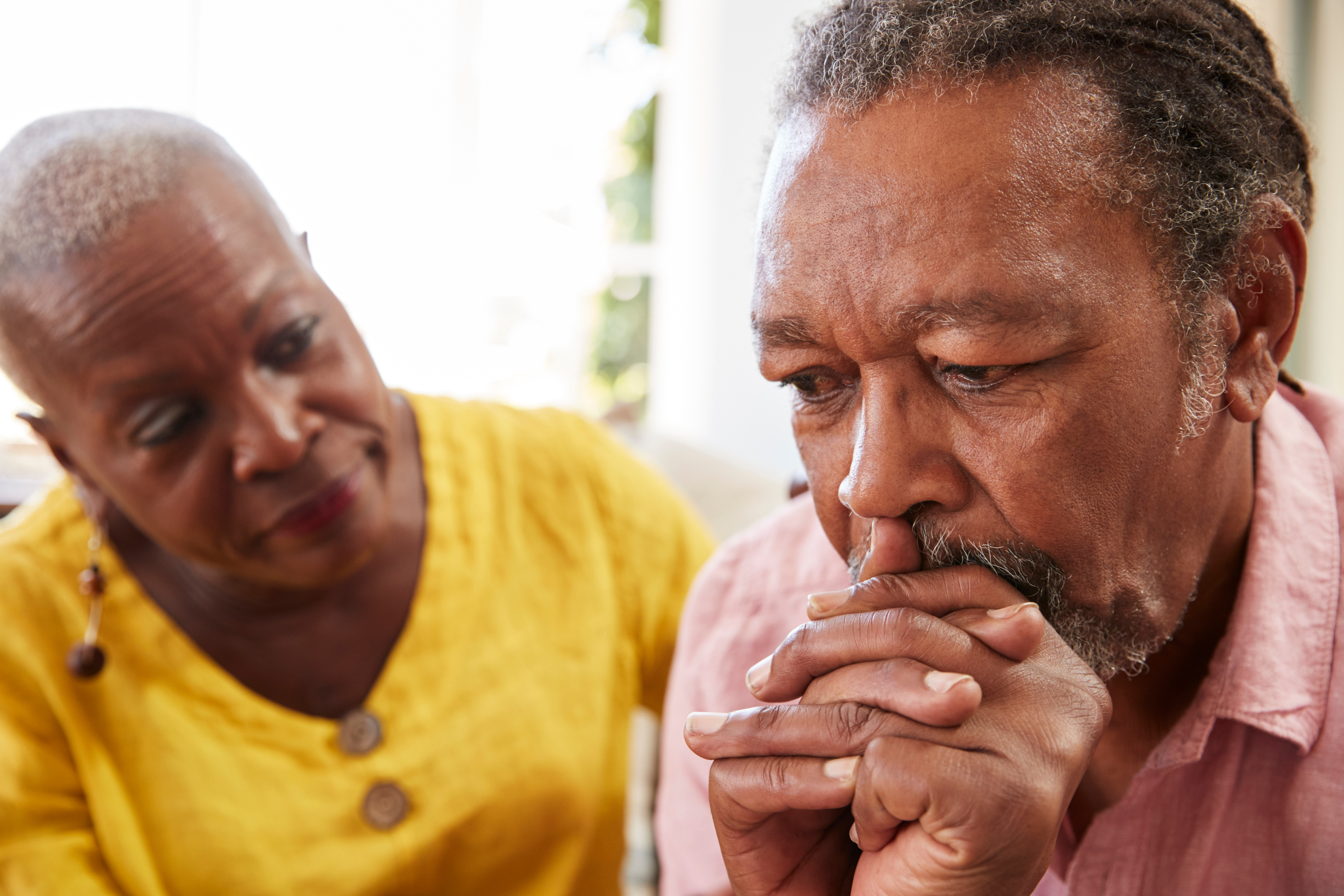 Avoid Feeling Isolated as a Male Caregiver